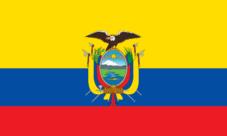 Colores de la bandera de Ecuador