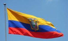 Bandera, Pabellón y Estandarte de Ecuador