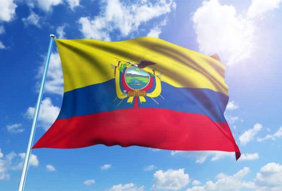 Fotos de la bandera de Ecuador