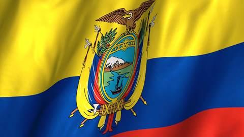 Historia de la bandera de Ecuador