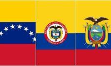 ¿Por qué la bandera de Ecuador, Venezuela y Colombia se parecen?