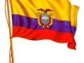 ¿Cuándo se estableció oficialmente la bandera tricolor?