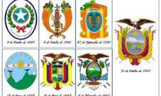 Historia del Escudo de Ecuador