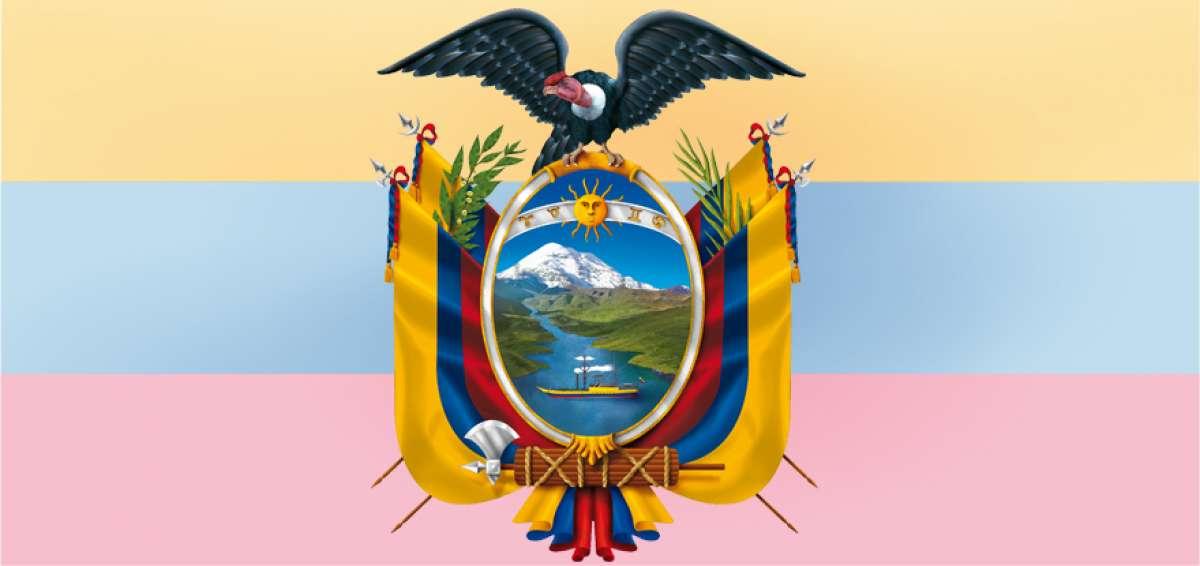 Imágenes del Escudo de Ecuador