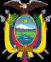 ¿Quién creo el escudo actual de Ecuador?
